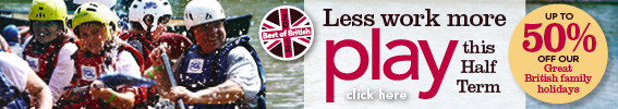 PGL Family Active Holidays - Special Offers