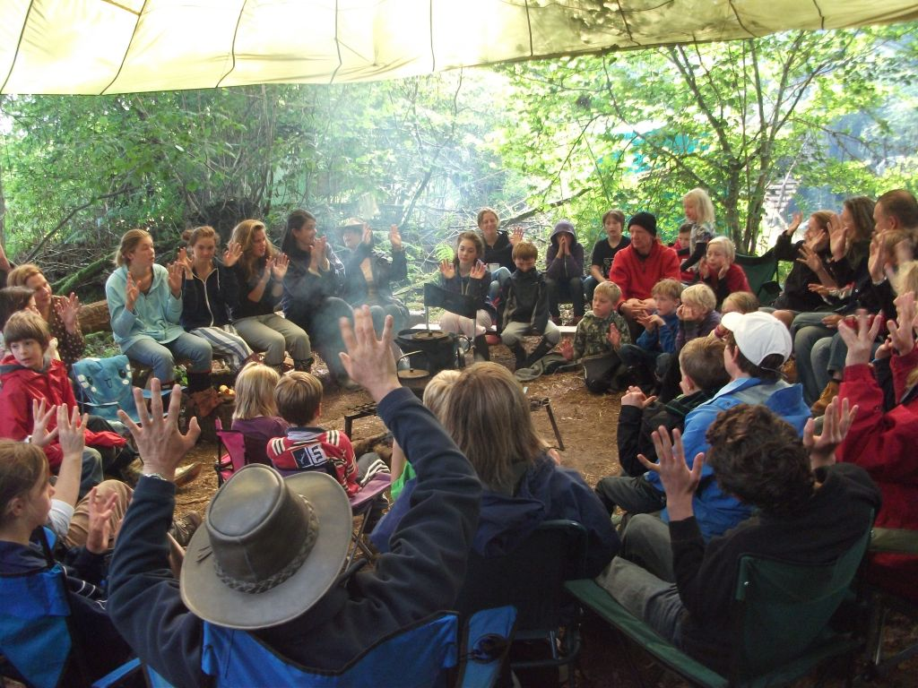 Kids camps, family camps, wild food, canoe trips, bushcraft courses, outdoor events