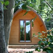 Camping Pods | Camp Site Pod Accommodation in Shropshire
