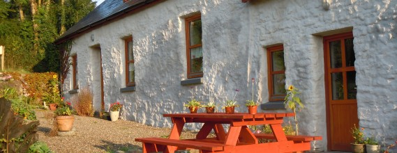 County Clare Self Catering Holiday Cottage | Ennis, The Burren, County Clare | Leen Organics